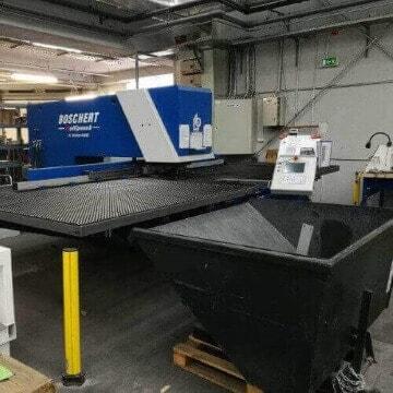 CTS Technology - produkcja