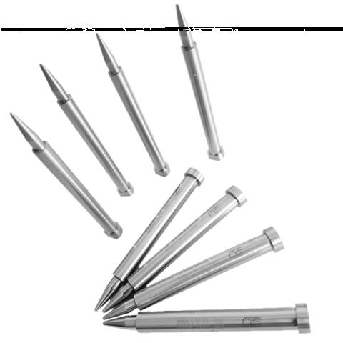Stemple ze stali narzędziowej
