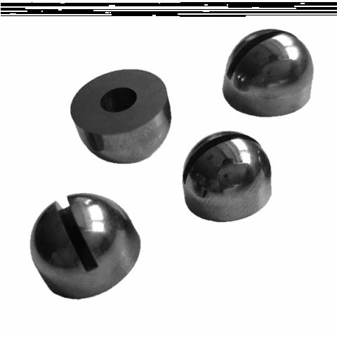 Kalibratory z węglika spiekanego