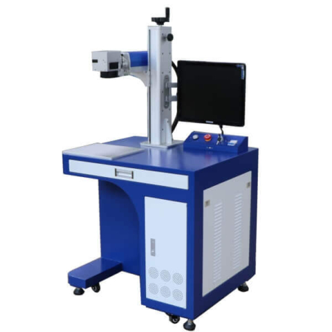 Znakowarka laserowa