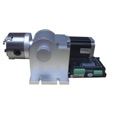 Uchwyt obrotowy do cechowarki laserowej